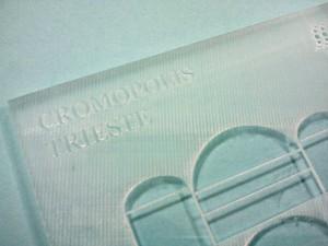 Cromopolis, taglio laser - Municipio